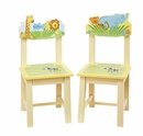 Savanna Smiles Kids Chairs Set of 2