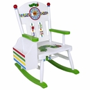 The Very Hungry Caterpillar Kid Rocker