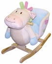 Toddler/Baby Rocker- Happy Horsie rocker with seat