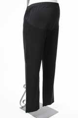 Black Cotton Pants by Gap Maternity - Size Medium