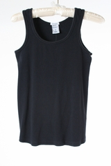 Black Maternity Tank by Old Navy Maternity - Size Extra Small