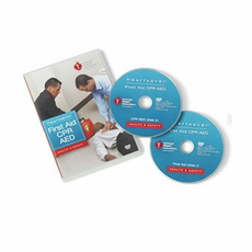 American Heart Association <br> Heartsaver Course DVD's <br>(2010 Edition)