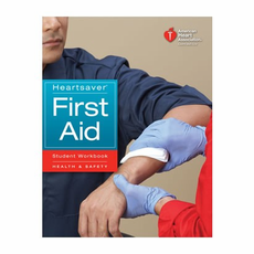 American Heart Association<br>Heartsaver First Aid Student Manual (2010 Edition)