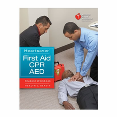 American Heart Association<br> Heartsaver First Aid with CPR and AED Student Manual (2010 Edition)