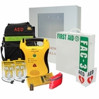 Defibtech Lifeline AED<br> BUSINESS PACKAGE