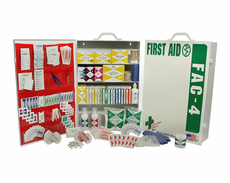 <center>First Aid Kits and Cabinets</center>