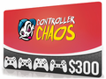$300 Chaos Gift Card (Email Delivery)