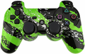 Green Splatter