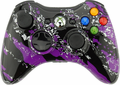 Purple Splatter