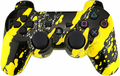 Yellow Splatter