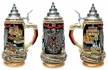 German Eagle Beer Stein by KING-WORKS Wuerfel & Mueller GmbH and Co. in Hoehr-Grenzhausen
