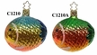 Blow Fish Ornament by Inge Glas in Neustadt by Coburg - $12 Each