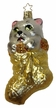 Purrfect Stocking Stuffer Ornament by Inge Glas in Neustadt by Coburg