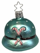 Christmas Hat Ornament by Inge Glas in Neustadt by Coburg