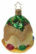Plum Pudding Ornament by Inge Glas in Neustadt by Coburg