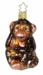 Chimp Ornament by Inge Glas