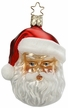 Merry Man Santa Ornament by Inge Glas