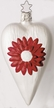 Bloomin Heart Ornament by Inge Glas in Neustadt by Coburg