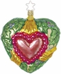 Heart of Hope Ornament by Inge Glas in Neustadt by Coburg