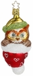 What a Hoot Ornament by Inge Glas in Neustadt by Coburg