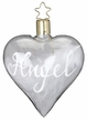Heart, Angel Ornament by Inge Glas in Neustadt by Coburg