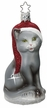 Meow Christmas Ornament by Inge Glas in Neustadt by Coburg