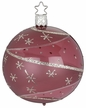 "4"" Winter Sky, Magnolia, Shiny Transparent Ornament by Inge Glas in Neustadt by Coburg"