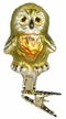 Baby Owl Ornament by Inge Glas in Neustadt by Coburg