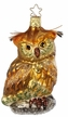 Forest Owl Ornament by Inge Glas in Neustadt by Coburg