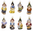 Snow White's Fairytale Eight Piece Ornament Set by Inge Glas in Neustadt by Coburg