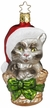 Merry Meowy Ornament by Inge Glas in Neustadt by Coburg