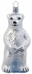 Papa Ice Bear Ornament by Inge Glas in Neustadt by Coburg