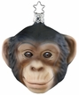 Chimpanzee Ornament by Inge Glas in Neustadt by Coburg