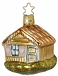 Happy Cottage Ornament by Inge Glas in Neustadt by Coburg