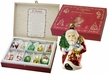 St. Nick and the Meaning of Christmas, 10 Piece Boxed Ornament Set by Inge Glas