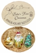 Baby's First Christmas, The Christmas Haus Exclusive, 3 Piece Boxed Ornament Set by Inge Glas