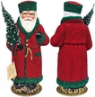 Christmas Paper Mache & Candy Containers