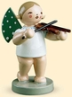 Eleven Dot Angel Orchestra Figurines