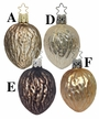 Forest Walnuts Ornament by Inge Glas
