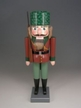 Forester Nutcracker with Brown Coat by Werkst�tte Volker F�chtner