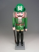 Forester Nutcracker with Green Coat by Werkst�tte Volker F�chtner