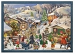 Victorian Mountain Town Advent Calendar published by Stuttgart-based Richard Sellmer Verlag