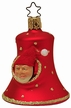 Ho-Ho-Ho Elf Bell Ornament by Inge Glas