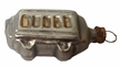 Mini Train Car Antique Style Ornament by Nostalgie