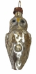 Mini Owl Antique Style Ornament by Nostalgie