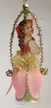 Victorian-Girl in Tulip Antique Style Ornament by Nostalgie-Christbaumschmuck UG