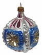 USA Kugel Ornament by Nostalgie-Christbaumschmuck UG