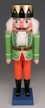 Green King Nutcracker by Werkst�tte Volker F�chtner