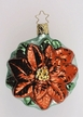 Seasons of Blossoms Ornament by Inge Glas