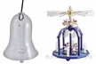 Replacement Glass Bell for Angels with Glass Bells Pyramids - $10.50 Each